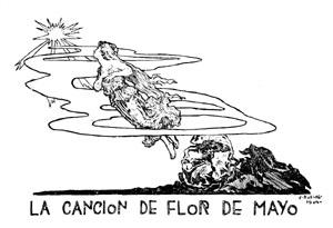 La canción de Flor de Mayo